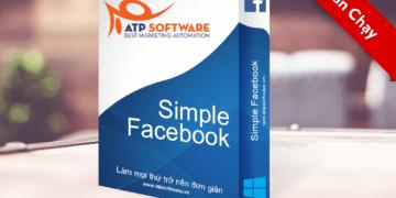 simple facebook ban chay 360x180 - Danh sách các phần mềm marketing facebook tốt nhất hiện nay