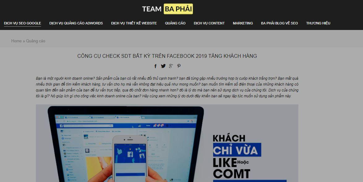 teambaphai kiem tien online voi atp software - Hướng dẫn Affiliate ATP Software kiếm tiền online bằng quảng cáo website, blog,....