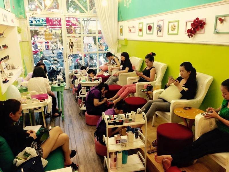 tiem lam mong chan tay lam nail 27026 - Danh sách 10 ý tưởng kinh doanh ít vốn lời cao cho người muốn kiếm thêm thu nhập