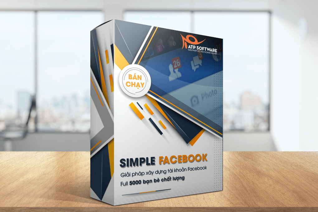 box software simple FACEBOOK - Sản Phẩm