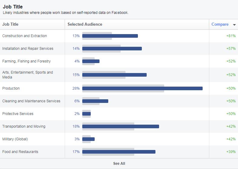 huong dan audience insight 7 - Facebook Audience Insights là gì ? Cách sử dụng để phân tích đối tượng khách hàng