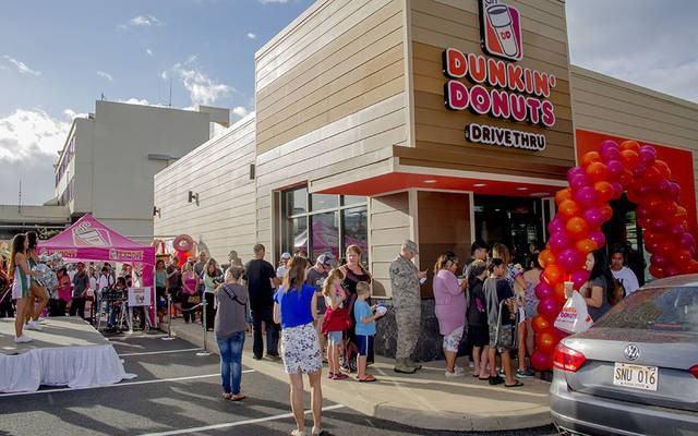 """photo 5 15315376952982049133234 - [Case Study] Chiến dịch  của Dunkin' Donuts: """"Bơm"""" mùi cà phê lên xe buýt, đem về thêm 29% doanh thu!"""