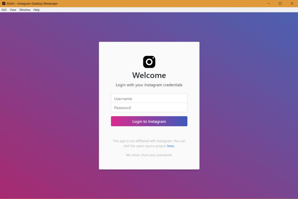 2 3 - Phần mềm quản lý inbox nhiều tài khoản Instagram đơn giản dễ sử dụng