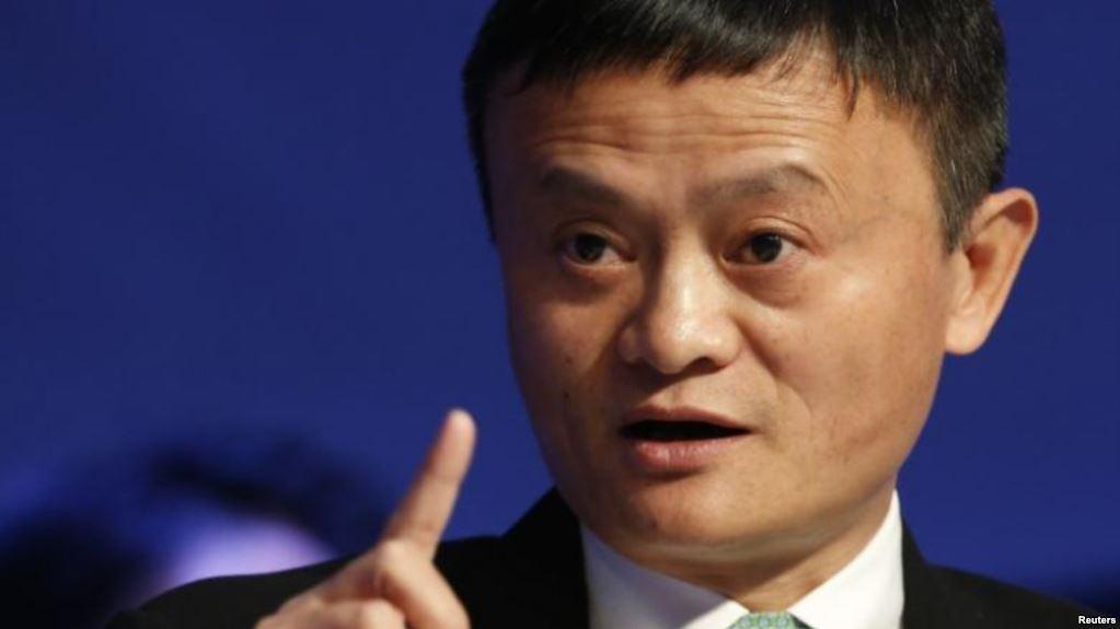 Kết quả hình ảnh cho Jack Ma