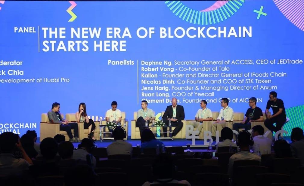 công nghệ Blockchain - Blockchain trên thị trường đang phát triển như thế nào?