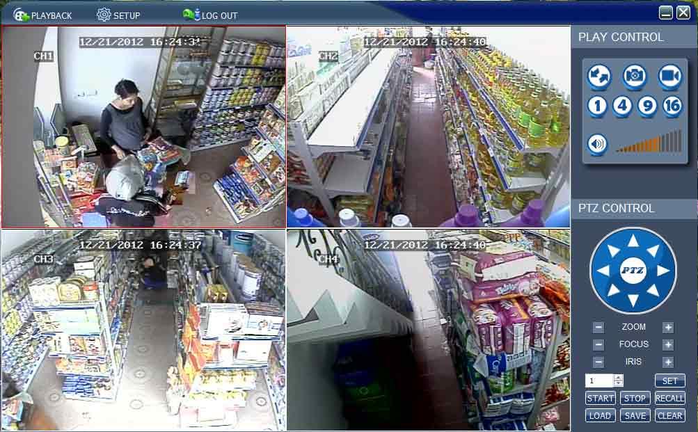 Kết quả hình ảnh cho Hình ảnh ứng dụng camera giám sát trong kiểm soát, quản lý hàng hóa.