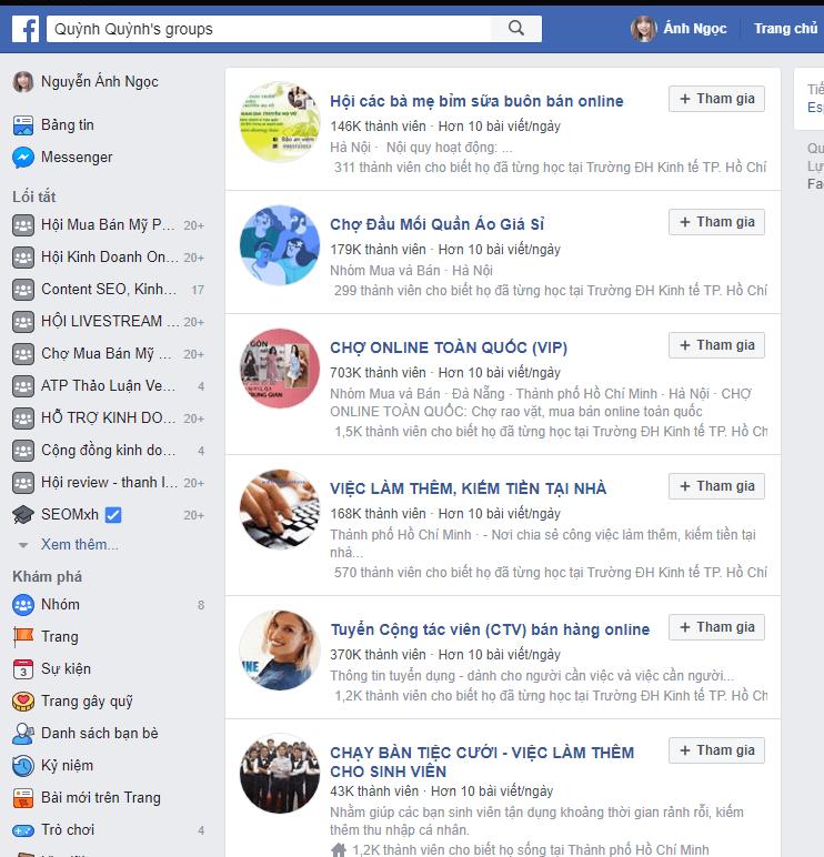 group quỳnh - Phân tích case study kinh doanh đại lý son môi online trên  facebook cá nhân
