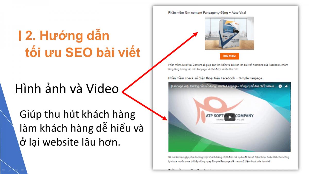 hướng dẫn SEO bài viết - Hướng dẫn viết bài và tối ưu nội dung website Wordpress chất nhất