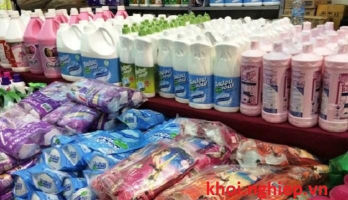 kinhdoanhhangthai - Kinh doanh hàng tiêu dùng Thái Lan bắt đầu từ đâu?