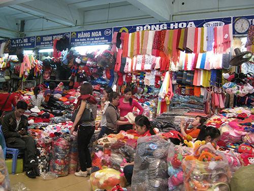 Kinh nghiệm mua hàng từ các chợ đầu mối
