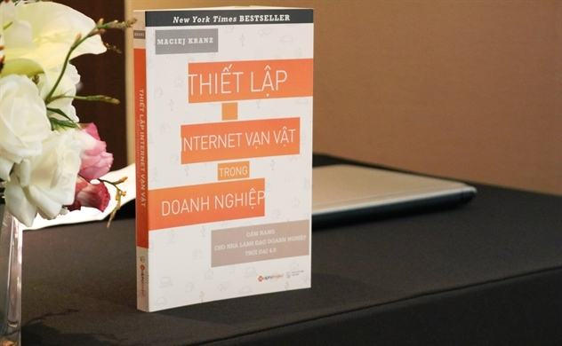 sách 110 - Thiết lập Internet Vạn Vật trong Doanh nghiệp