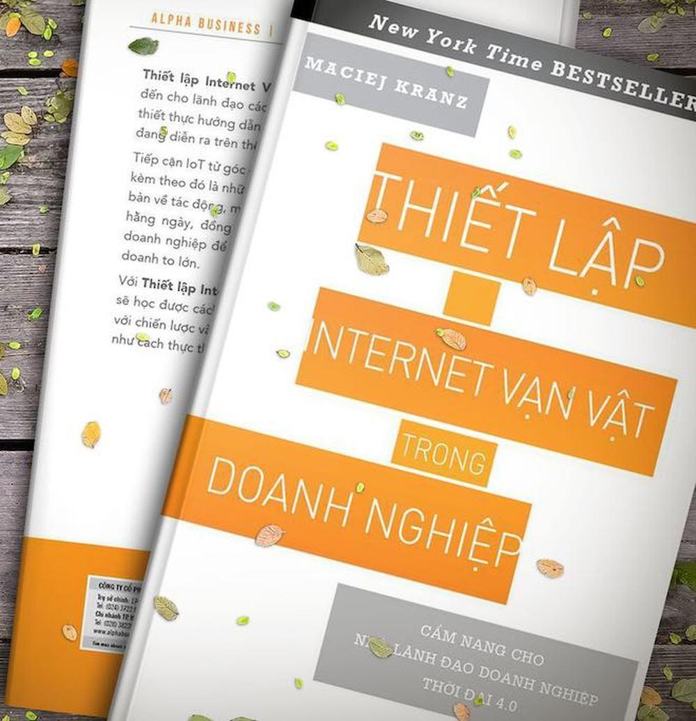sách 112 - Thiết lập Internet Vạn Vật trong Doanh nghiệp