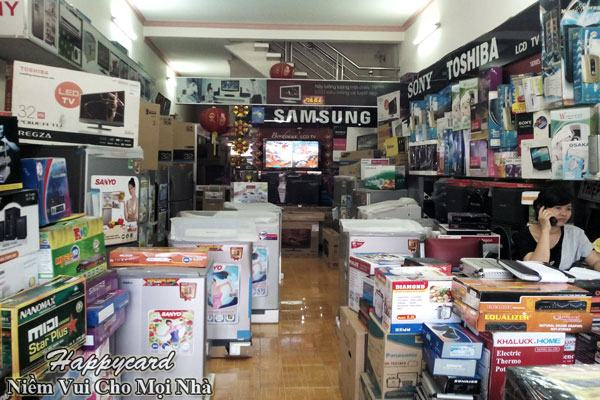 sách 139 - Cửa hàng điện máy nhỏ có còn chỗ đứng trong thị trường?