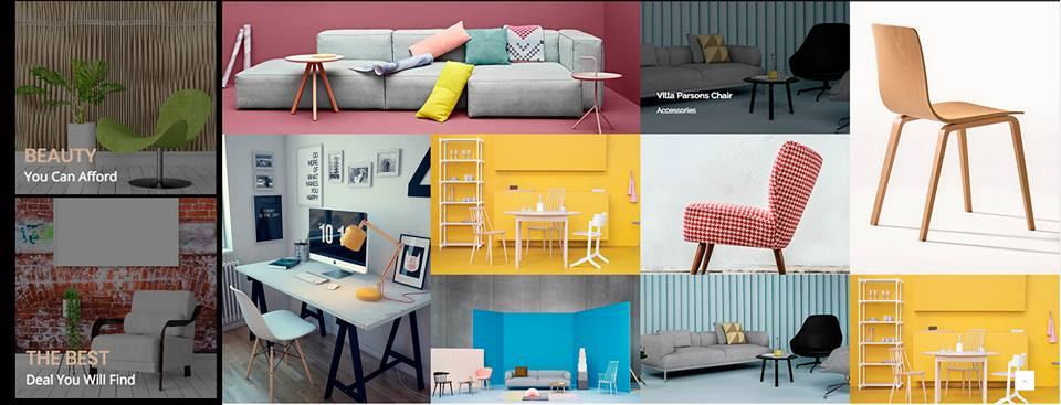 thị trường nội thất 2 - Kinh nghiệm kinh doanh lĩnh vực thiết kế nội thất
