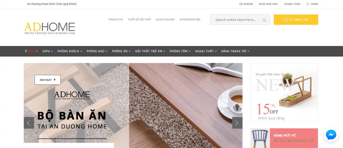 thị trường nội thất 9 - Kinh nghiệm kinh doanh lĩnh vực thiết kế nội thất