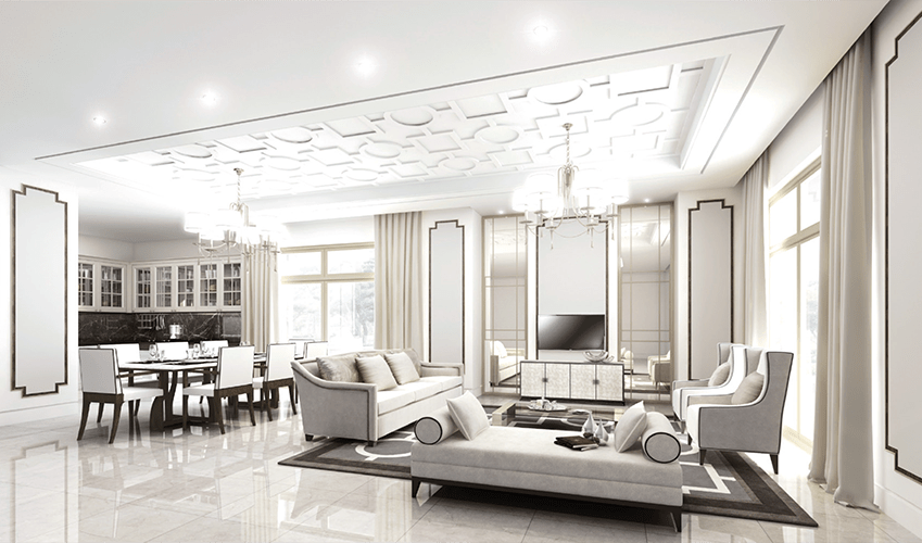 thị trường nội thất - Kinh nghiệm kinh doanh lĩnh vực thiết kế nội thất