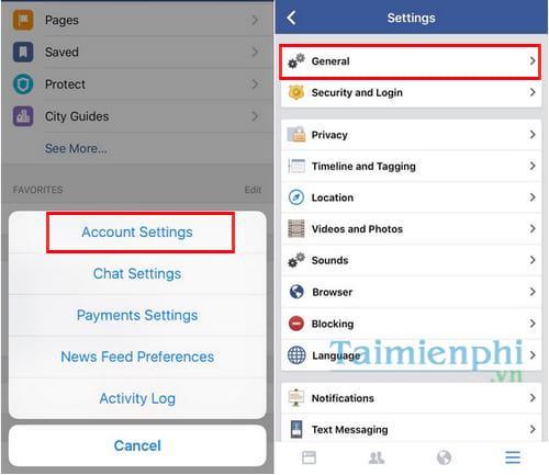 xoa tai khoan facebok tren dien thoai 10 - Hướng dẫn cách xóa tài khoản Facebook tạm thời và vĩnh viễn trên điện thoại & máy tính
