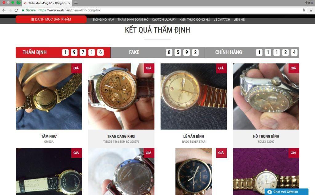 a1 kinh doanh dong ho - Tìm hiểu và chia sẽ tất tần tật kinh nghiệm về kinh doanh đồng hồ online của các Shop nổi tiếng trên Facebook (phần 1)