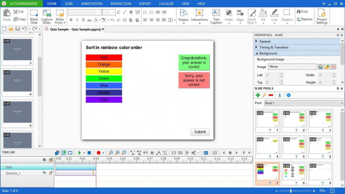 a1 review phan mem activepresenter - Giới thiệu phần mềm E-learning tốt nhất hiện nay ActivePresenter