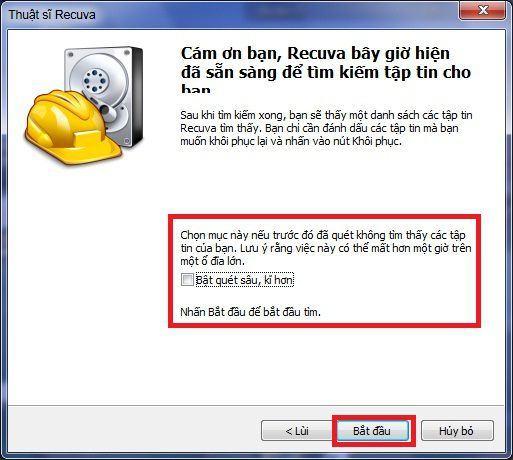 """a1 review phan mem khoi phuc du lieu recuva - Phần mềm cứu và khôi phục dữ liệu trên laptop miễn phí - """"Thuật sĩ"""" Recuva"""