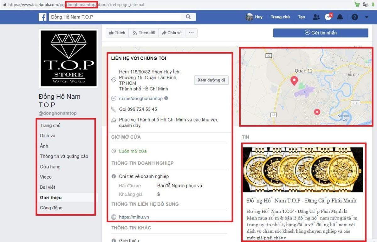 a10 kinh doanh dong ho - Tìm hiểu và chia sẽ tất tần tật kinh nghiệm về kinh doanh đồng hồ online của các Shop nổi tiếng trên Facebook (phần 1)