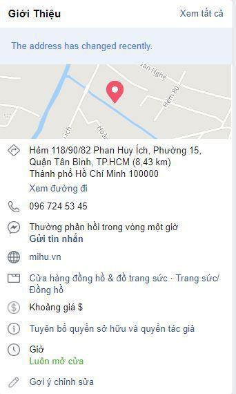 a13 kinh doanh dong ho - Tìm hiểu và chia sẽ tất tần tật kinh nghiệm về kinh doanh đồng hồ online của các Shop nổi tiếng trên Facebook (phần 1)