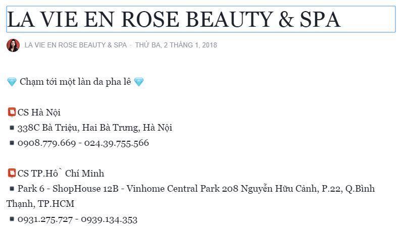 a14 kinh doanh spa beauty phan 1 - Chia sẽ tất tần tật những điều cần biết về kinh doanh trung tâm Spa & beauty (phần 1)