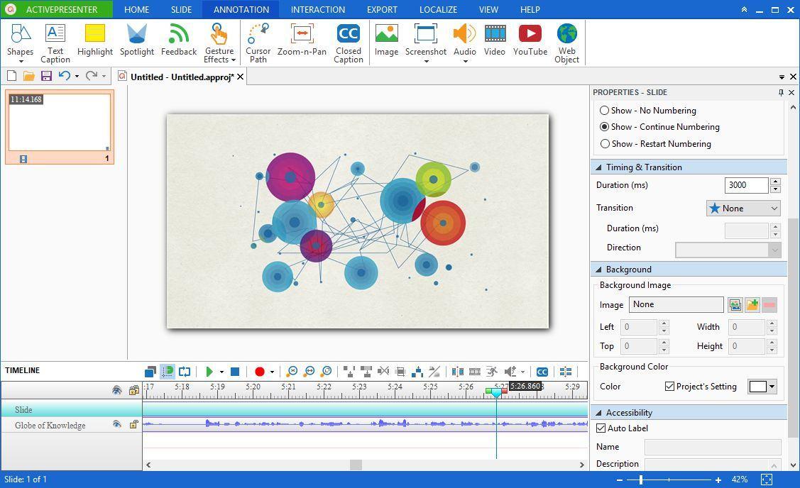 a2 review phan mem activepresenter - Giới thiệu phần mềm E-learning tốt nhất hiện nay ActivePresenter