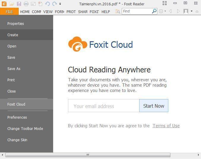 a3 review phan mem foxit reader - Phần mềm đọc file , tài liệu PDF siêu tốc - Foxit Reader