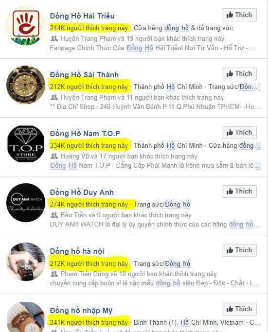 a5 kinh doanh dong ho - Tìm hiểu và chia sẽ tất tần tật kinh nghiệm về kinh doanh đồng hồ online của các Shop nổi tiếng trên Facebook (phần 1)