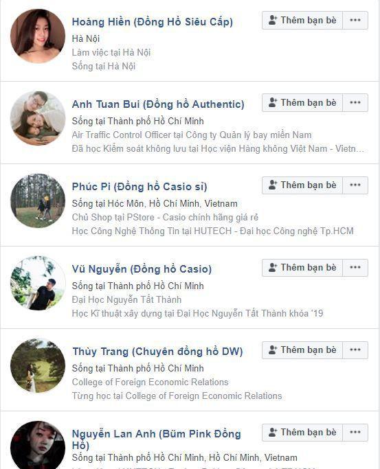 a7 kinh doanh dong ho - Tìm hiểu và chia sẽ tất tần tật kinh nghiệm về kinh doanh đồng hồ online của các Shop nổi tiếng trên Facebook (phần 1)