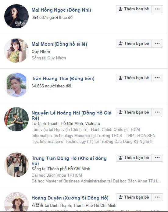 a8 kinh doanh dong ho - Tìm hiểu và chia sẽ tất tần tật kinh nghiệm về kinh doanh đồng hồ online của các Shop nổi tiếng trên Facebook (phần 1)