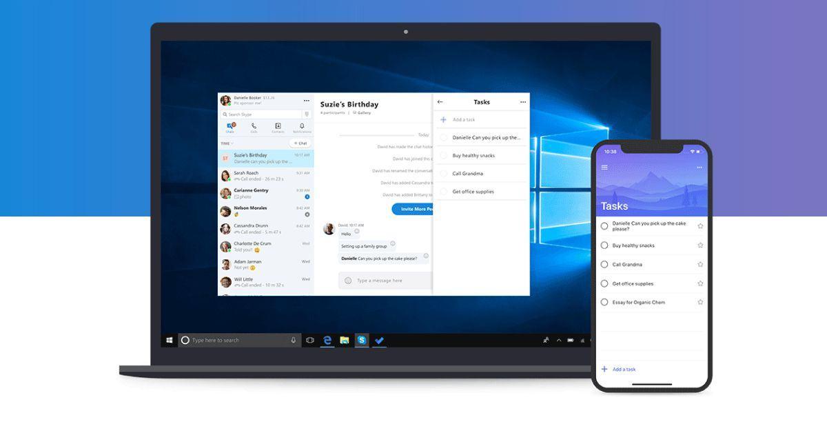 b2 review phan mem skype - Phần mềm Chat , nhắn tin , họp nhóm trực tuyến trên PC , Android, iOS - Skype