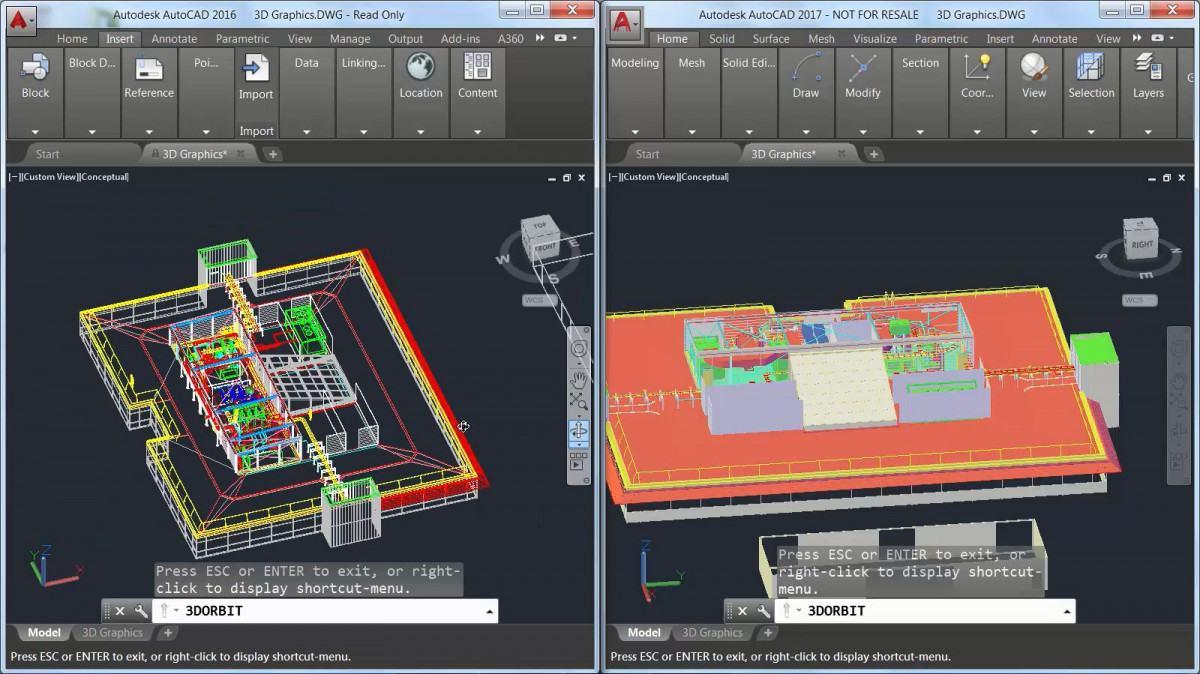 b4 review phan mem autocad - AutoCAD - Phần mềm thiết kế đồ họa 2D , 3D được nhiều người sử dụng nhất