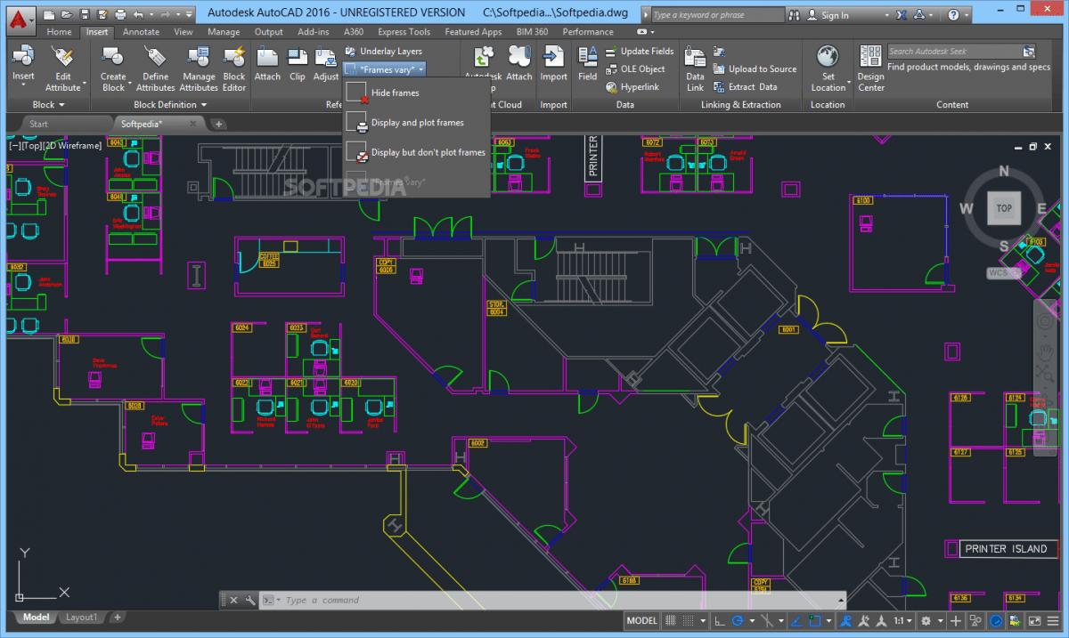 b5 - AutoCAD - Phần mềm thiết kế đồ họa 2D , 3D được nhiều người sử dụng nhất