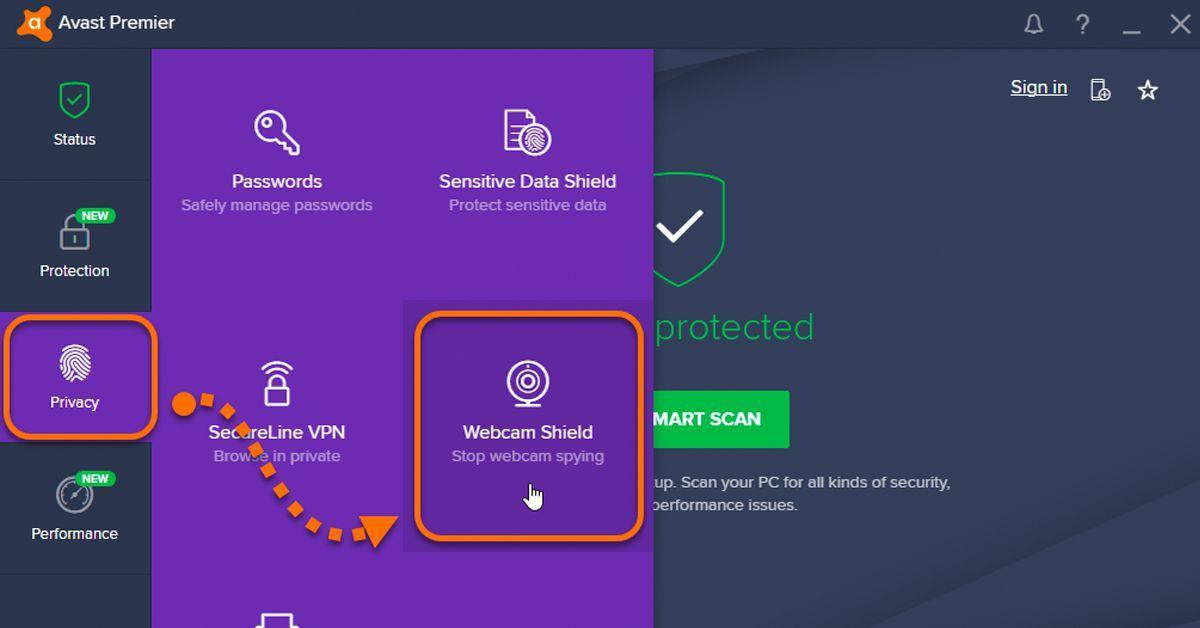 c2 review phan mem diet virus Avast Antivirus - Phần mềm diệt Virus hàng đầu thế giới Avast Antivirus