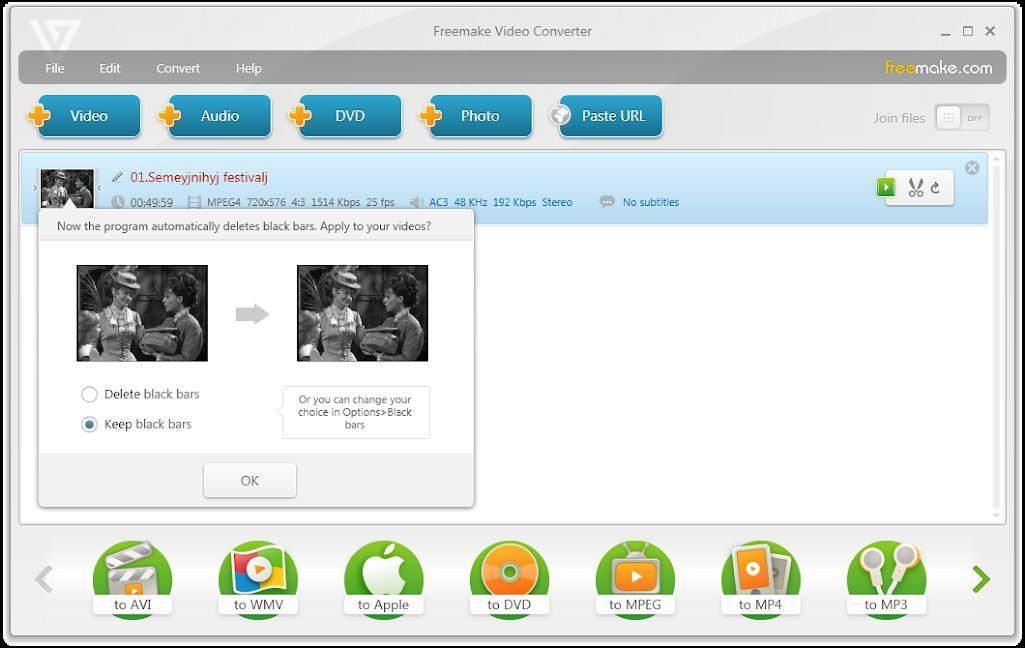 c5 phan mem Freemake Video Converter chuyen doi duoi video - Tổng quan về phần mềm Freemake Video Converter - Phần mềm chuyển đổi mọi định dạng video tốt nhất 2018