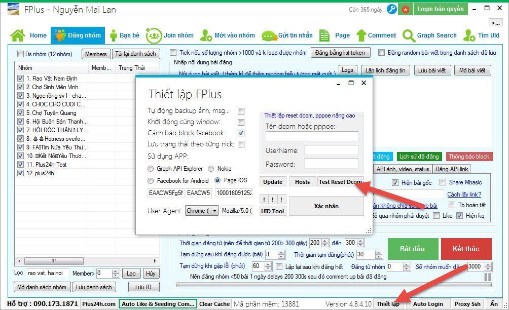 d4 review phan mem plus24h - Phần mềm hỗ trợ Marketing đa kênh - Plus24h