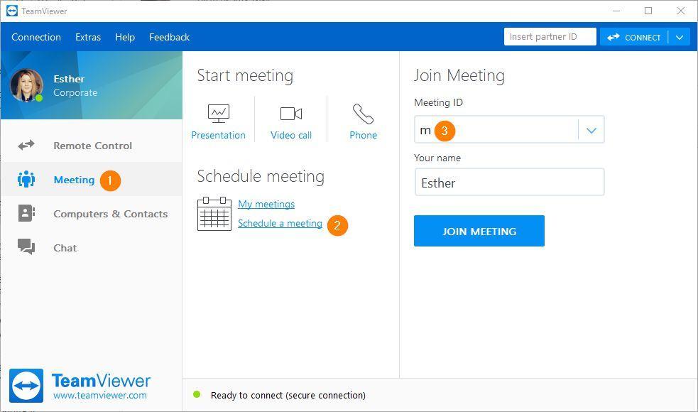 d4 review phan mem teamviewer - TeamViewer - Phần mềm kết nối máy tính từ xa cực kỳ phổ biến hiện nay