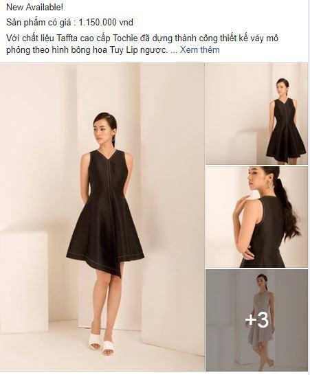 e14 phan tich kinh doanh fanpage Tochie - Phân tích shop thời trang online Tochietrên Fanpage Facebook