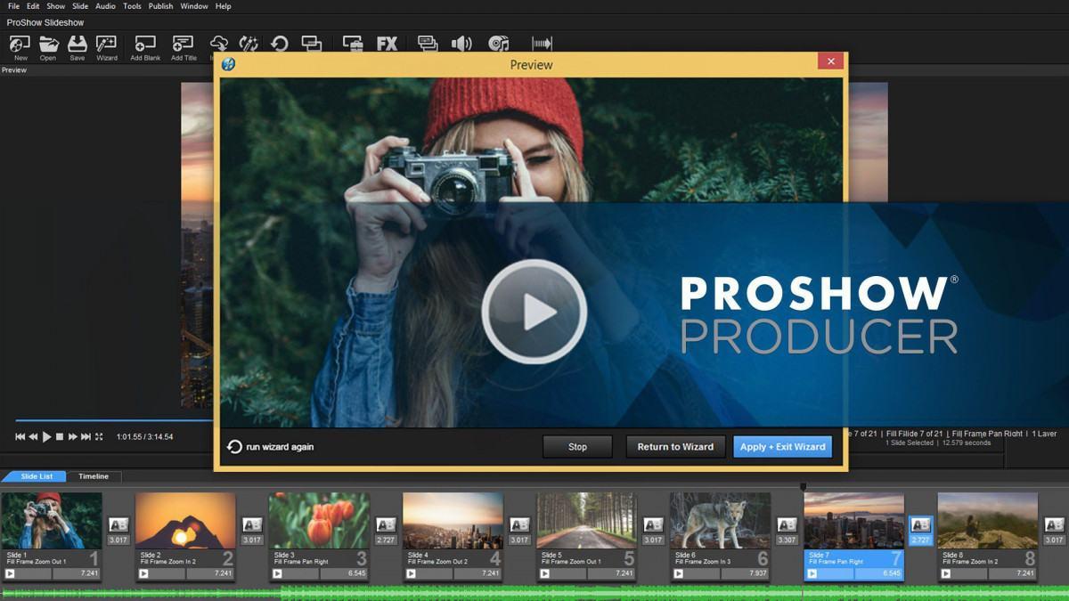 e3 review phan mem proshow producer - Phần mềm tạo Video đơn giản cực kỳ thông dụng - ProShow Producer