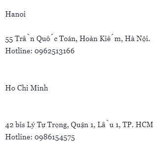 e4 phan tich kinh doanh fanpage Tochie - Phân tích shop thời trang online Tochietrên Fanpage Facebook