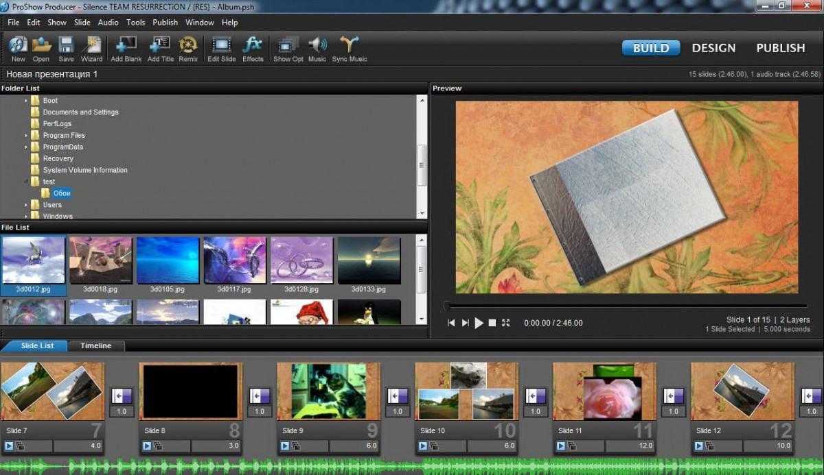 e4 review phan mem proshow producer - Phần mềm tạo Video đơn giản cực kỳ thông dụng - ProShow Producer