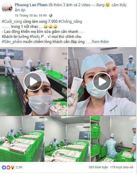 f4 a hau phuong suri ban hang online - Tìm hiểu cách bán hàng online trên Facebook của Á hậu Phương Suri
