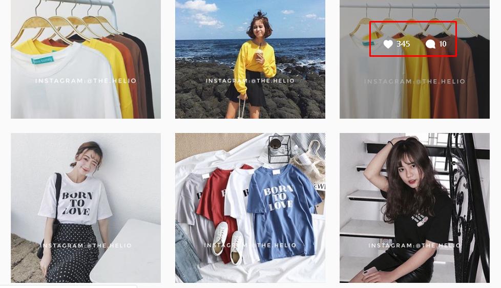 instagram 2 - Xây dựng bệ phóng cho Content Viral: Sự sáng tạo và truyền miệng là khởi đầu của một doanh nghiệp phát triển