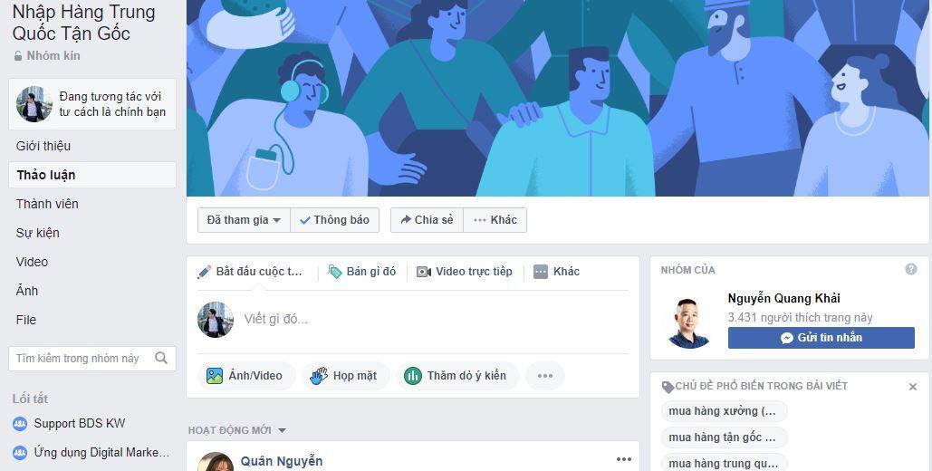 nhập hàng tận gốc - Chia sẻ nơi tìm nguồn hàng Trung Quốc uy tín và kinh nghiệm kinh doanh Facebook hiệu quả