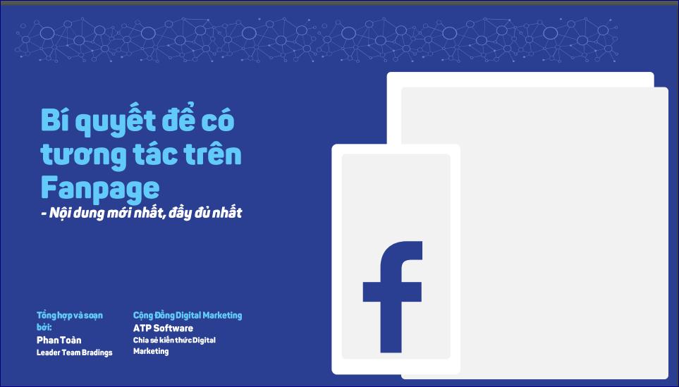 tang tuong tac tren Fanpage - Bí Quyết Để Tăng Tương Tác Trên Fanpage Facebook (Phần 2)