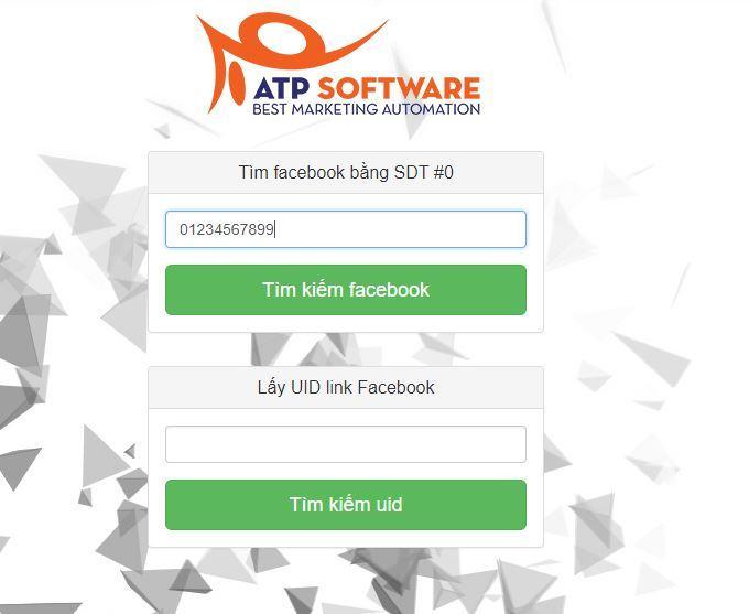 tim kiem fb bang sdt - Cách tìm Facebook nhanh bằng SĐT và lấy ID Facebook nhanh chóng tại Finduid.com
