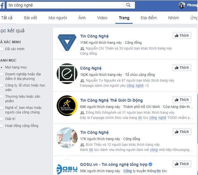 tin công nghệ - Cách sử dụng All-in-One để bán hàng trên Fanpage hiệu quả