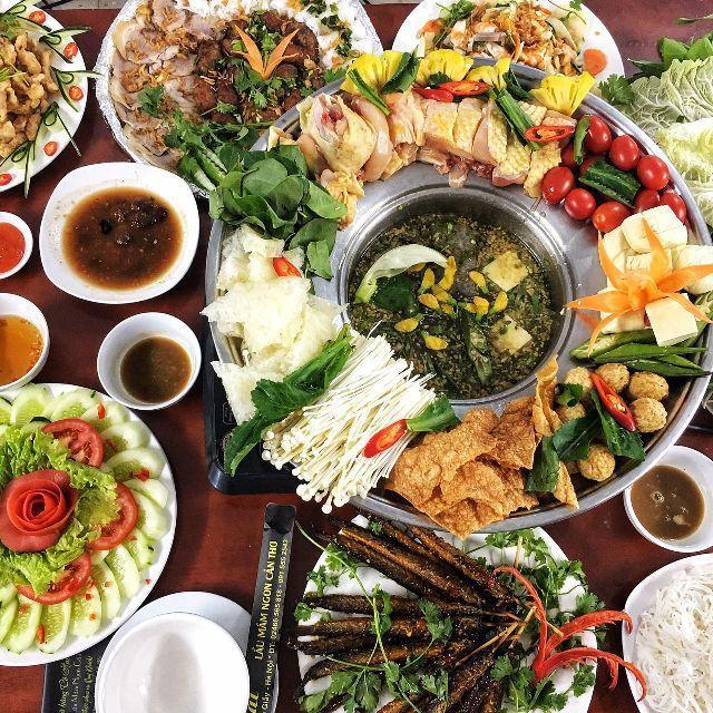 a11 lau mam huong dan kinh doanh tai can tho - Về Bến Ninh Kiều - về với tỉnh Cần Thơ thì nên kinh doanh gì ?